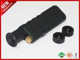 400Xファイバーの光学顕微鏡の点検
