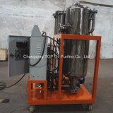 Série COP en acier inoxydable du filtre à huile de cuisson des déchets d'équipement (COP)