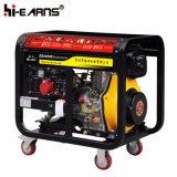 Luchtgekoelde Open Diesel van de Cilinder van het Type van Frame Enige Generator In drie stadia (DG6000E3)