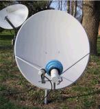 De kegel Scalaire Antenne van de Schotel van de Houder van de Band LNB van de Steun C van Feedhorn van de Kegel van de Ring
