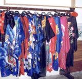 Las prendas de vestir de seda