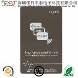 Matériau de blindage EMI Absorbeur d'une performance stable Feuille de carte IC