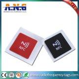Ntag213 NFC Tag наклейку с 3м клей для управления активами