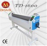 Machine Td-1600 feuilletante électronique avec fonction chaude/chaude