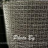 La malla del filtro de acero inoxidable 304