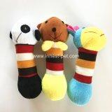 Giocattoli diretti della peluche della fabbrica degli Multi-Intervalli, giocattolo di masticazione del cane