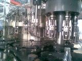 ガラスビンの飲料のためのMonoblock洗浄の満ち、キャッピングの機械