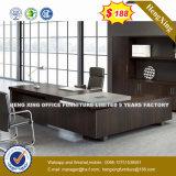 木足標準的なL形の執行部の机(HX-8N1155)