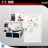 Unidade de alta velocidade quente e fria plástica do misturador
