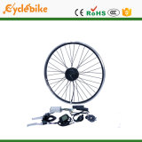 28 Inch 250W Geared Motor Wheel E Bike Conversion Kit