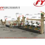 Hoogst - de efficiënte dubbele machine van de rolkorrel voor gips voor de uitvoer