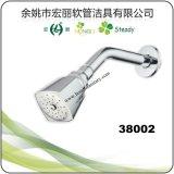 38007 de calidad y económicos los cabezales de ducha de zinc cromado