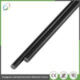 3K Plain la fibra Rod del carbonio di Fabic per la strumentazione di sport