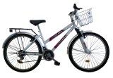 Una signora Bicycle delle 26 femmine con velocità
