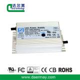 Bloc d'alimentation imperméable à l'eau 120W 45V d'IP65 DEL