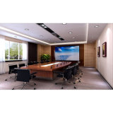 55 '' монитор Touch-Screen СИД LCD для мультимедиа учя встрече
