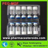 MGF estéril de la clavija de Clavija-MGF del agua del péptido inyectable para la pérdida de peso