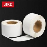 Geeignetes automatisches Zuführen des Freigabe-Papier-Kennsatz-Rollenthermisches Papier-Aufklebers