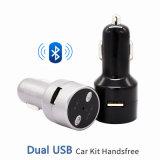 Портативное зарядное устройство USB Bluetooth Беспроводной 5V 3A автомобильный адаптер
