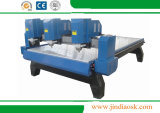 Nuova macchina per incidere di legno di CNC di disegno Zs1325-3h-3s