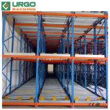 Estante de la paleta del rodillo de la gravedad del almacenaje de la protección contra la corrosión