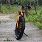 Bafang 모터를 가진 뚱뚱한 타이어 전기 자전거