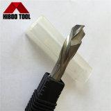Cortador de trituração do metal da extremidade do dobro do carboneto do desempenho da ceia