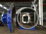 Chemischer lamelliertes Glas-Autoklav mit Kohlensäure durchgesetzter Beton/Autoklav-Maschine