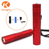 200 лм портативный мини-индикатор аккумулятора карандашом горелки