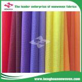 Venta al por mayor no tejida de la tela del 100% PP Spunbond para todas las aplicaciones buenas