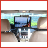 Het Scherm van de Reclame van de Hoofdsteun van de Taxi van 10.1 Duim met 3G GPS de Sensor van de Afstand