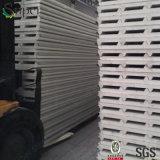 Painel de sanduíche da isolação do poliuretano do material de construção do metal