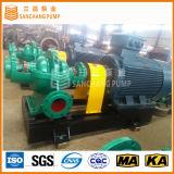산업 도시와 상업적인 배수장치 쪼개지는 케이스 펌프