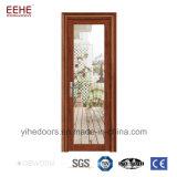Marca superior da porta de alumínio para vidro fosco preço externo Portas Francesas