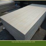 18 millimètres de peuplier de placage de contre-plaqué commercial conçu de face pour le plancher
