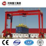 CE/SGS Bescheinigungs-einzelner/doppelter Träger-/Träger-Portalkran mit Haken/Zupacken