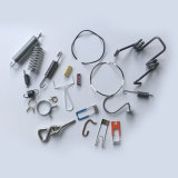 La précision durable personnalisés de clips en acier à ressort