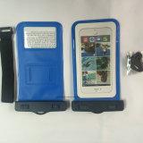 Saco impermeável inflável do telefone móvel com fita elástica (JP-WB003)