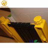 barriera di plastica estendibile espansibile della strada di sicurezza dell'iniezione di 950mm