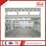 Высокая эффективная автоматическая линия больше используемой станцией будочки брызга картины и выпечки для сбывания