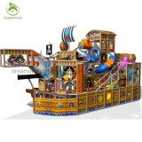 Оборудование спортивной площадки детей темы корабля пирата крытое около меня