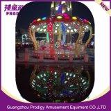 Palyground de plein air de luxe de l'Amusement Tound Merry-Go-carrousel pour les enfants