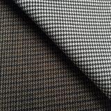 Tela céltica de las lanas, tela del juego de las lanas de Hopsack, tela de la adaptación de saco del salto