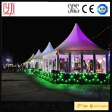 3X3, 4X4, 5X5m de Tent van het Frame van het Aluminium van de Tent van de Pagode voor de OpenluchtGebeurtenissen van de Verkoop