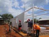 壁または屋根のための軽量EPSサンドイッチパネル