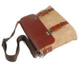 Uitstekende Laptop van de Boodschapper van de Schouder van de Manier van de Dekking van het Leer van de Zweep Zak (rs-863A)