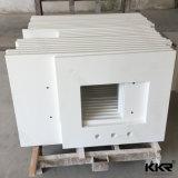 Los materiales de construcción Proyecto Hotelero Superficie sólida de la vanidad de baño Top