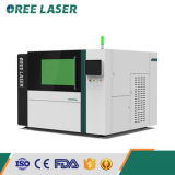 Cortadora hermosa del laser de la fibra del laser del CNC Oree