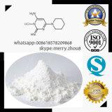毛損失の処置のための白い結晶の薬剤の原料Minoxidil