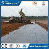 Matériaux non-tissés de construction de routes de géotextile de vente chaude